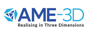 AME-3D-LOGO_Realise in Three Dimensions Strapline-01
