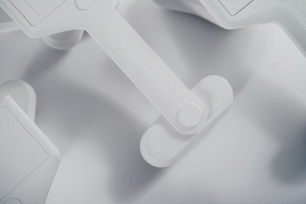 SLS product finish close-up