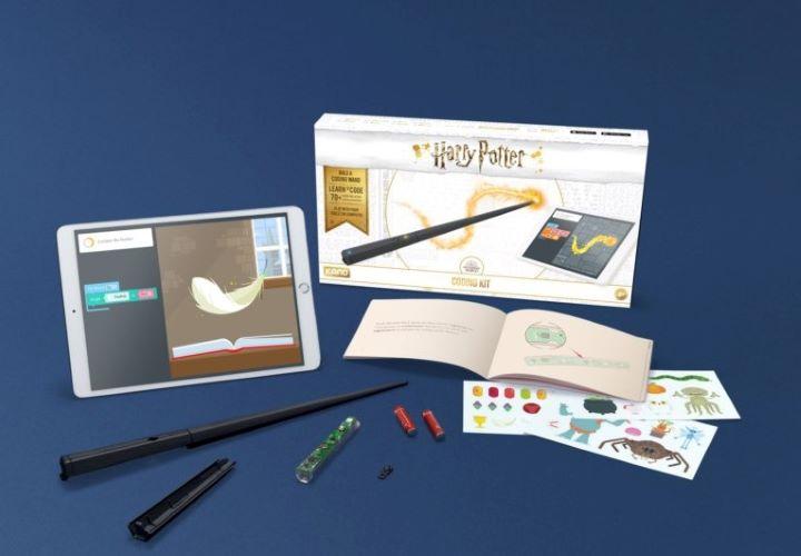Hobby and toy ware Kano Harry Potter kit