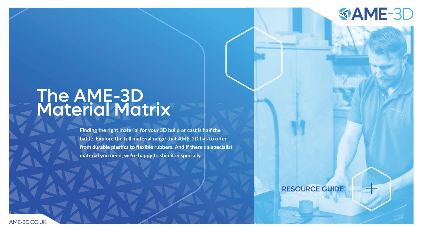 Material Matrix Cover Image